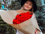 Livrare trandafiri,  premium , primim comenzi de peste hotare - livrare / доставка