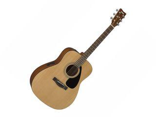 YAMAHA FX310AII - chitară electro-acustică 4/4 cu piezo montat sub bridge, corzi din metal