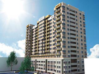 Apartamente cu 1, 2 și 3 odăi - direct de la Compania de Construcție !!!