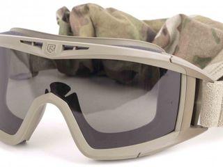 Очки - маска Защитная Revision Desert Locust U.S. Military Kit Tan Multicam