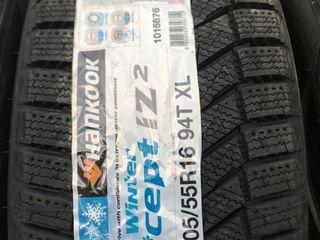 Зимние шины Hankook 205/55 R16 -1350 лей , бесплатная установка