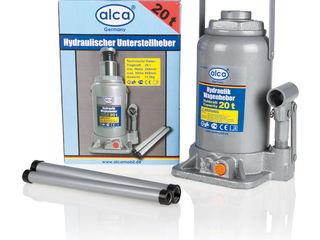 Cric hidraulic auto Alca/ Домкрат гидравлический Heyner от 0,8 до 50t