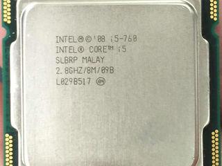 Intel Core i5 650 : i3 540