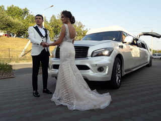 Limuzine Moldova,limuzine Chisinau, Мега Infiniti qx 56 2018,Cadillac Escalade2017,Hummer H2 tendem,