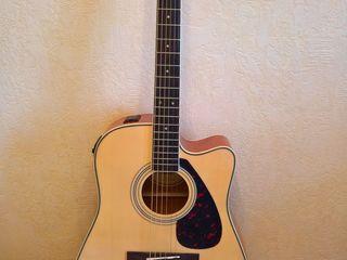 Электроакустическая гитара yamaha fx370c