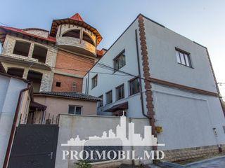 Buiucani! casă 4 nivele, 12 camere, autonomă! 1000 mp + 6 ari!