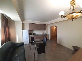 Апартамент с двумя спальнями - на час - 50 лей, на сутки - 500 лей, ул.Ismail 88, сдаем 24/24