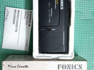 касетный диктофон новый