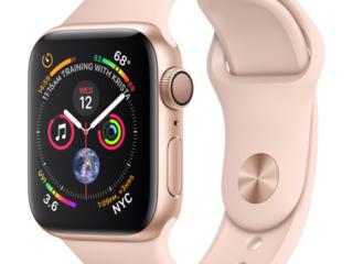 Apple Watch Series 4  40mm Gold Aluminum  В наличии!