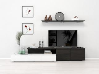 Новинка! Облегченные стенки, выполненные в минималистичном дизайне.