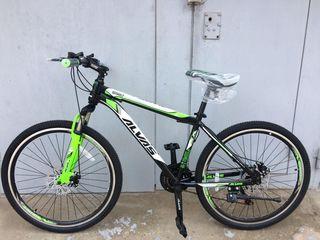 Bicicleta adusa din germania schimano alvas nou