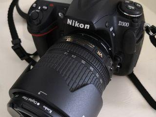 Nikon D300 +18 105mm