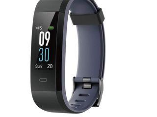 Fitness Tracker Ceas Sport IP68 Waterproof Sleep Smartwatch Step Counte MI Band
