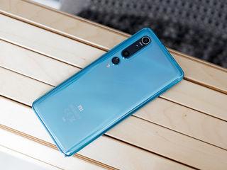 Xiaomi Mi 10 в кредит 0% + 1000 лей в подарок! Скидка до -5%! Гарантия и бесплатная доставка!
