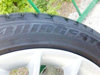 Летние шины Bridgestone 205/50 R17