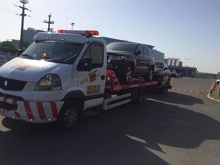 Tractare auto - evacuator auto - Moldova 24/24
