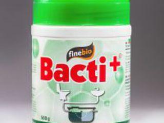 Bioactivatori BACTI+ probleme cu gropile de canalizare,wc de curte,fose septice.
