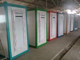 115x115 cm  кабины для wc- душ -охраны