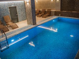SPA saună, piscină, jacuzzi, salină, hamam