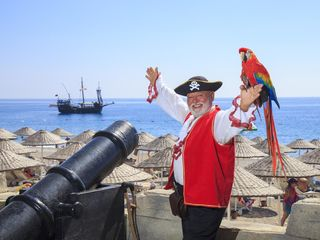 "на 8 дней с 10 сентября ..Турция, отель "" Pirate's Beach Club 5 *  от "" Emirat Travel """