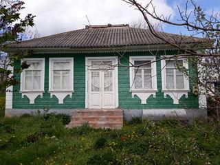 Casa cu 40 ari de teren în satul Briceni raionul Dondușeni