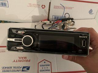 Оригинальный магнитофон SONY DSX-S200X USB/IPOD/MP3