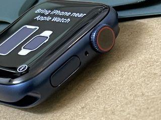 Apple watch 6 40mm blue new