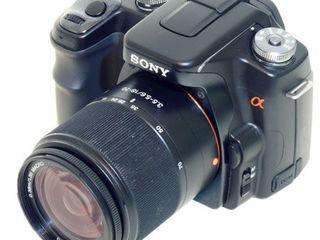 Sony A100,A230.