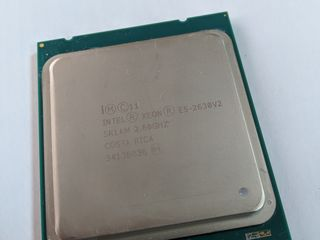 Процессоры xeon e5 socket 2011