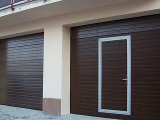 Porti sectionale pentru garaje