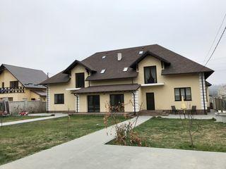 Spre vânzare casă duplex cu euroreparație, 250 mp + 6 ari, 77 000! bubuieci, s. bîc!