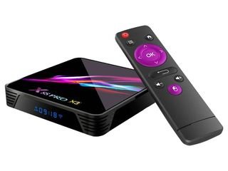 Smart TV приставка - X88 PRO X3 -ТВ без границ, управление голосом, с функцией Miracast
