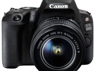 Canon 200D Cumpar pentru mine,