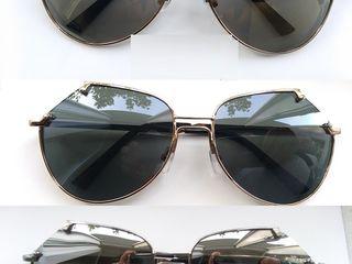 Солнцезащитные очки винтажные, с поляризацией.