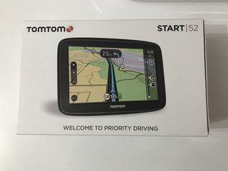 GPS navigator TomTom Start 52 New!