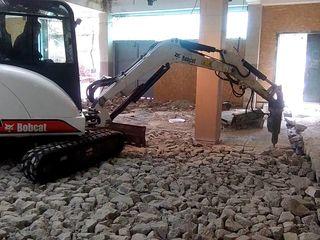 Demolări/taieri beton armat.