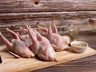 Carne de prepelita 125lei/Kg carne proaspata