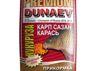 Рыболовная прикормка Dunaev
