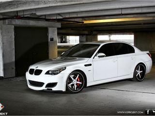 Спойлеры BMW e 60 M5