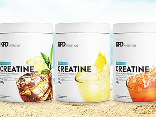KFD Premium Creatine - Cola - Sex On The Beach - Rum & Cola - Mojito - Lemonade - 500 gr - 150 lei