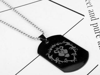 Армейские жетоны с гравировкой