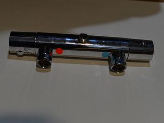 Ceratherm 100 new настенный термостатический смеситель для ванны/душа