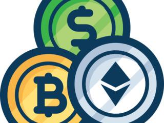 Vand cryptovaluta Bitcoin ETH USDT fara comision