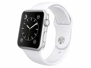 Apple Watch 38mm (series 3) - Silver Aluminum Case with White Sport Band - USD 265 (nou / sigilat)