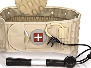 #Centura (brâu de decompresie lombara, cervicala (talie ,spate,ceafa) anti-pain. Tratament spate.
