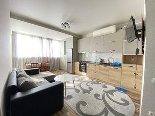 Spre chirie apartament cu 2 odai bloc nou. Vizavi de elat. 300€