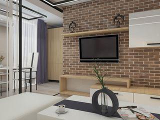 3D панорама!!!Loft & hi-tech  от 50 евро за помещение (комнату)