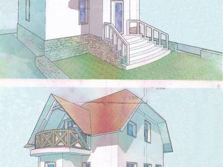 Vila în preajma satelor Dumbrava și Trușeni, mun. Chişinău