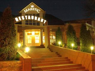 Sala de nunti «MajestiC» in serviciul dvs