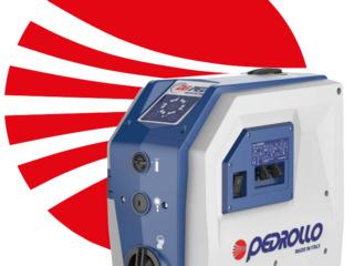 Автоматическая установка для повышения давления с инвертором DG PED